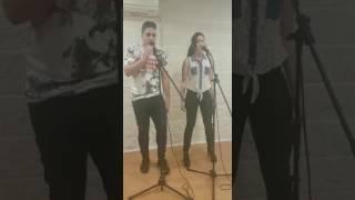 Malú y Pablo Alboran- Vuelvo a verte (Cover El Ladrón de mis sueños)