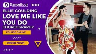 Ellie Goulding - Love Me Like You Do - Pierwszy Taniec Choreografia - (Andie Case Cover)