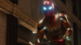 Marvel's Spider-Man PS4 PRO / Iron Spider VS Shocker / Dubbing Napisy PL