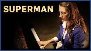 Superman Theme - Sonya Belousova (dir: Tom Grey)