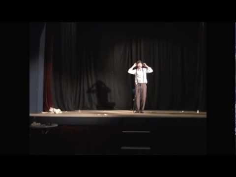 BEN,FEUERBACH / TİYATRO 4 Prova