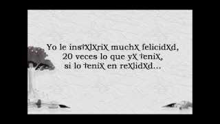 PXNDX Amnistia (Karaoke)