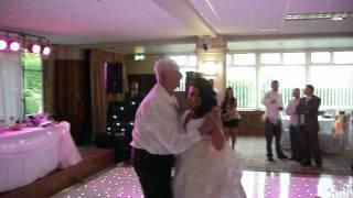 Bride & Grandfather Dance