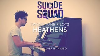 twenty one pilots - Heathens (Suicide Squad) (Piano Cover + Sheets)