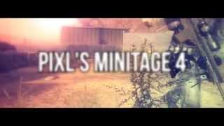 Alamos PixL's Minitage 4 | Multi CoD Sniper Montage