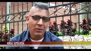 Jorge Sepúlveda, el cantante que vende gafas en las calles de Medellín [Noticias] - TeleMedellin