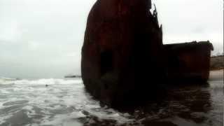 Angola : Praia do Sarico / Santiago