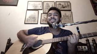 tum aa gaye ho  cover by anuj khirwadkar