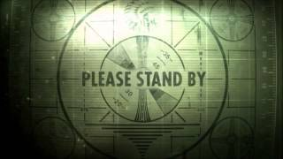 please stand by | video effect