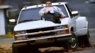 1990's Chevrolet Trucks Commercial