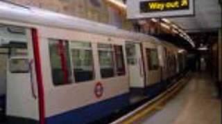 london underground song