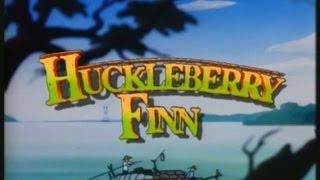 Huckleberry Finn intro + ending   האקלברי פין פתיח + סגיר