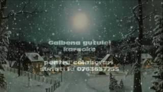 Galbena gutuie KARAOKE! negative online (pentru colaborari 0763637755)