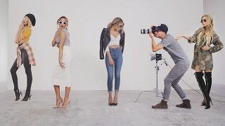 Street Style Lookbook - Desi Perkins width=