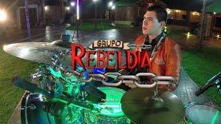 Grupo Rebeldía - Iván Archivaldo Salazar En Vivo