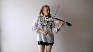 Alvaro Soler - Sofia   Violin cover   Joanna Haltman