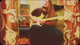 Yngwie J. Malmsteen - Arpeggios From Hell (Cover by Anton Kotorovych)