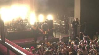 Good Charlotte - The Outfield - Live at Birmingham O2 Institute - 27/8/16