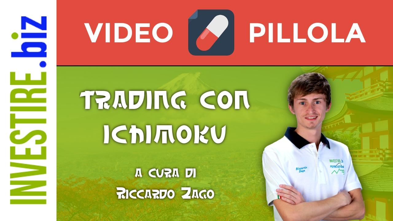 """Video Pillola """"Trading con Ichimoku"""" del 16/02/2017"""