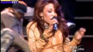 Destiny's Child - Lose My Breath (Good Morning America 2004)