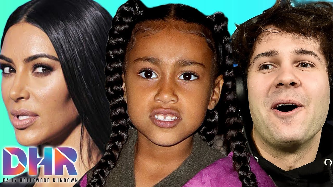 Kim Kardashian responds to North West Rapping backlash! David Dobrik shocks Employees to Tears!
