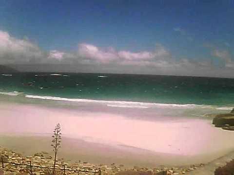 Timelapse Video – Glen Beach – 29/12/2010