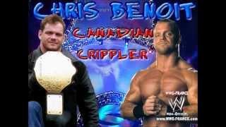 WWE Theme Songs - Chris Benoit