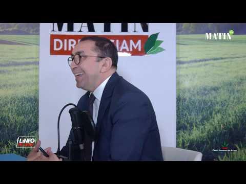 Video : L'Info en Face, en direct du SIAM, avec Abdelmounaim Dinia, DGA au Crédit Agricole du Maroc