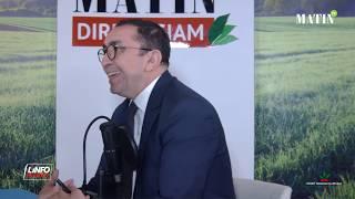 L'Info en Face, en direct du SIAM, avec Abdelmounaim Dinia, DGA au Crédit Agricole du Maroc