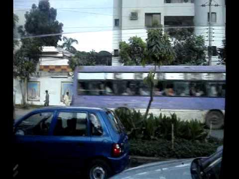 Ride around Dhaka!