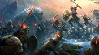 nightcore (God of war 4 theme)