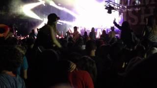 Chromeo -  LIVE AT SQUAMISH, August 25,2012