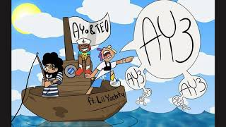 AYO & TEO - AY3 ft. Lil Yachty (Official Remaked Instrumental)