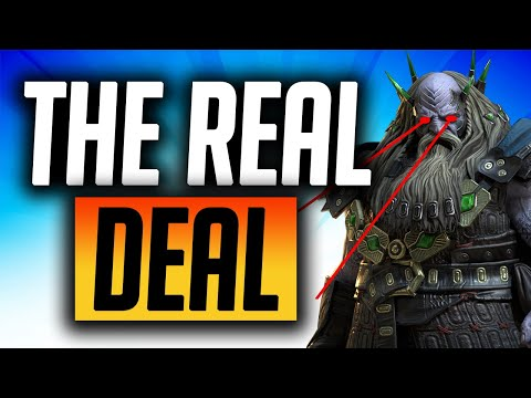 UNDERPRIEST BROGNI IS THE REAL DEAL! | Raid: Shadow Legends