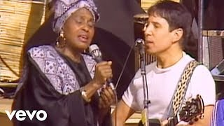 Paul Simon - Under African Skies (Live from The African Concert, 1987)