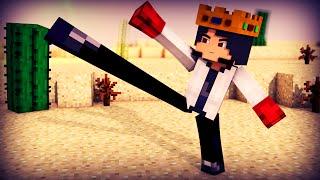 Minecraft: O FILME #4 - HOMEM BORRACHA - CrazyCraft 3.0