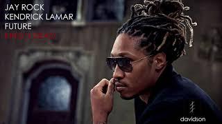 Jay Rock, Kendrick Lamar, Future - King's Dead Instrumental Remake [by davidson]