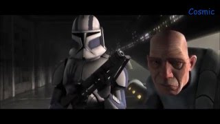Star Wars The Clone Wars Tribute (Hall Of Fame)