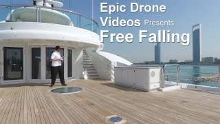 Drone Crashes and Extreme Freefalls