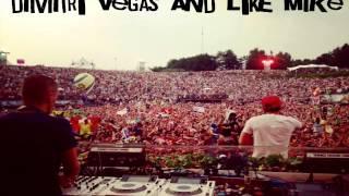 Dimitri Vegas & Like Mike vs Steve Aoki - We Are Legend (ALERIO EDIT)