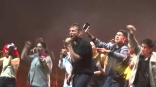 Blur - Parklife Live Mexico 2015