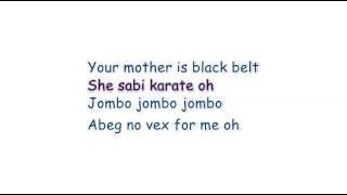 Kiss Daniel   Jombo Video Lyrics