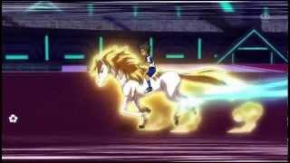 Inazuma Eleven GO Galaxy Episode 39 イナズマイレブンGO ギャラクシー 39 Soul Horse ソウル ホース