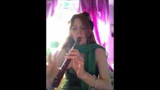 Becky's Birthday Flute Improv