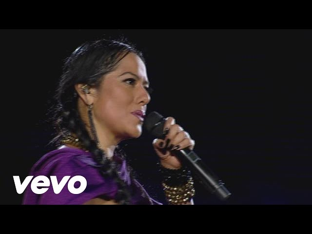 Video de Lila Downs en directo Fallaste Corazón