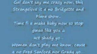 Sean Paul- Temperature lyrics