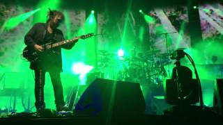 The Cure - A Forest live in Stockholm Sweden 2016