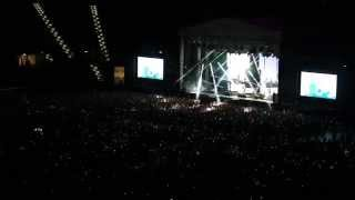 LINKIN PARK CASTLE OF GLASS LIVE-WROCŁAW koncert 05.06 2014