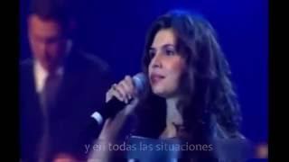 Aline Barros IMPRESIONA cantando en VIVO! (TIENES QUE VER ESTE VIDEO!) LyneVideo parte 2