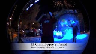 El Chumbeque & Pascal y Camaleon Landaez - Por que la mala no se Muere En Vivo - ConCon